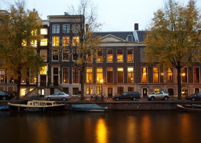 Canalhouse Herengracht, Amsterdam, for EH&I