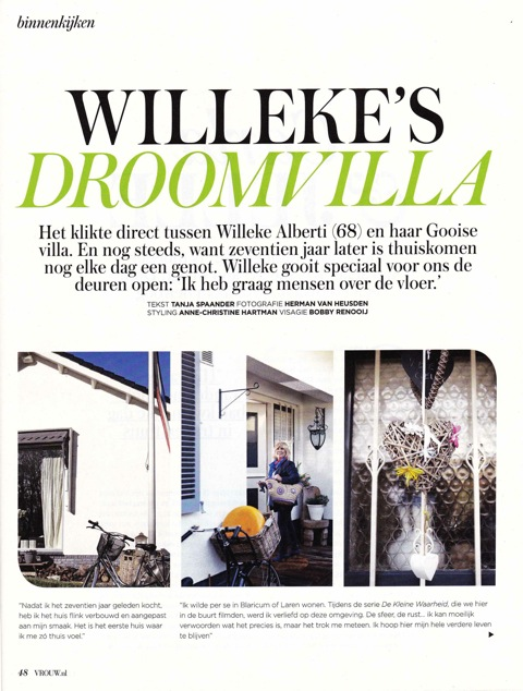 Willeke Vrouw 1